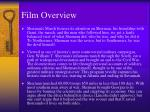 film overview