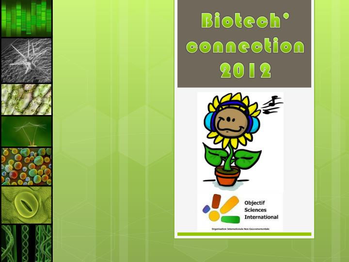 biotech connection 2012 n.
