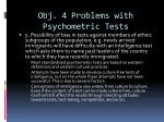 obj 4 problems with psychometric tests2