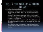 obj 7 the mind of a serial killer1