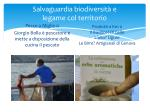 salvaguardia biodiversit e legame col territorio