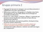 gruppo primaria 2