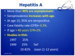 hepatitis a1