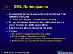 xml namespaces1