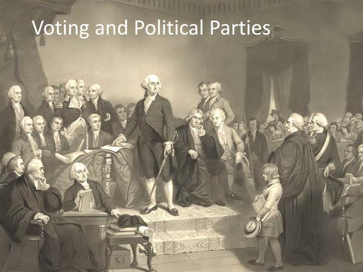 voting and political parties n.