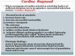 cardiac raynaud
