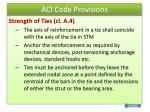 aci code provisions10