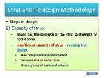 strut and tie design methodology8