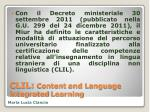 clil content and language integrated learning17