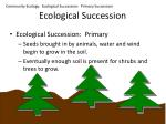 ecological succession4