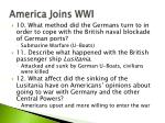 america joins wwi1