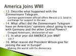 america joins wwi2