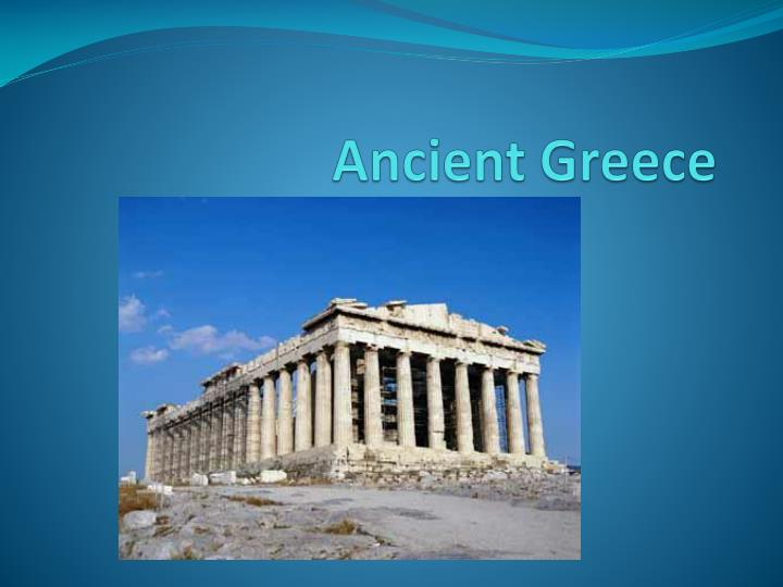 ancient greece n.