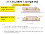 d calculating racking force1
