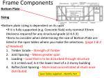 frame components12