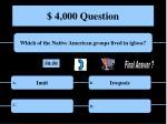 4 000 question1