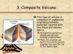 3 composite volcano