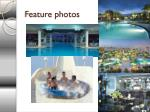 feature photos