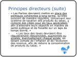 principes directeurs suite3