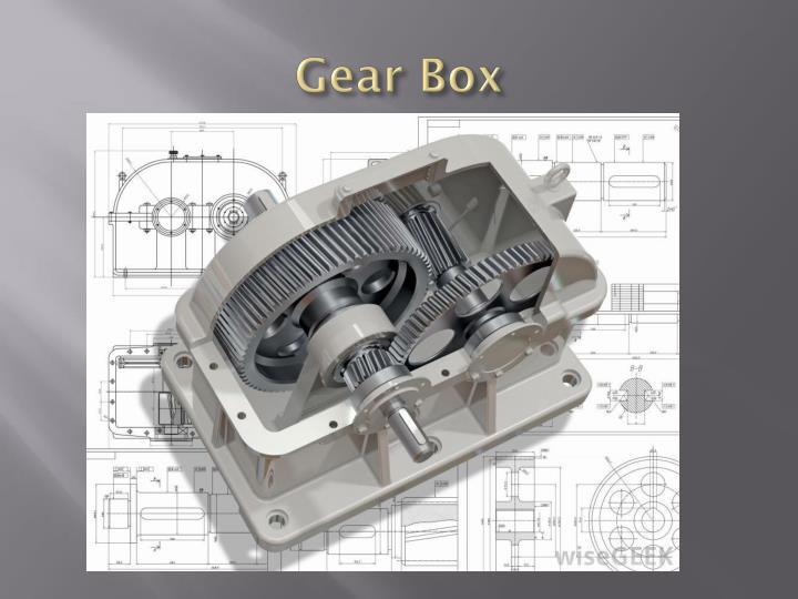 Gear Box