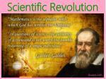 scientific revolution21