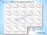 g p p n helicity asymmetry e