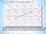 g p p n helicity asymmetry e1