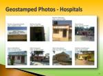 geostamped photos hospitals