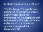 kentucky transportation cabinet1