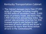 kentucky transportation cabinet2
