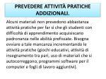 prevedere attivit pratiche addizionali1