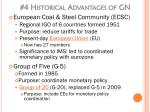 4 historical advantages of gn2