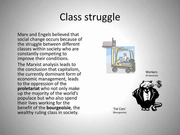 marx and engels on social classes essay What are the classes into which marx places the inhabitants of capitalist society in capital, he says that in developed capitalist society there is only a capitalist and a proletarian class 1 the former, who are also called the bourgeoisie, are described in the communist manifesto as owners of the means of social production and employers of wage labor.