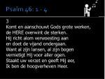 psalm 46 1 42