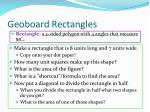 geoboard rectangles