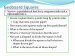 geoboard squares