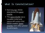 what is constellation