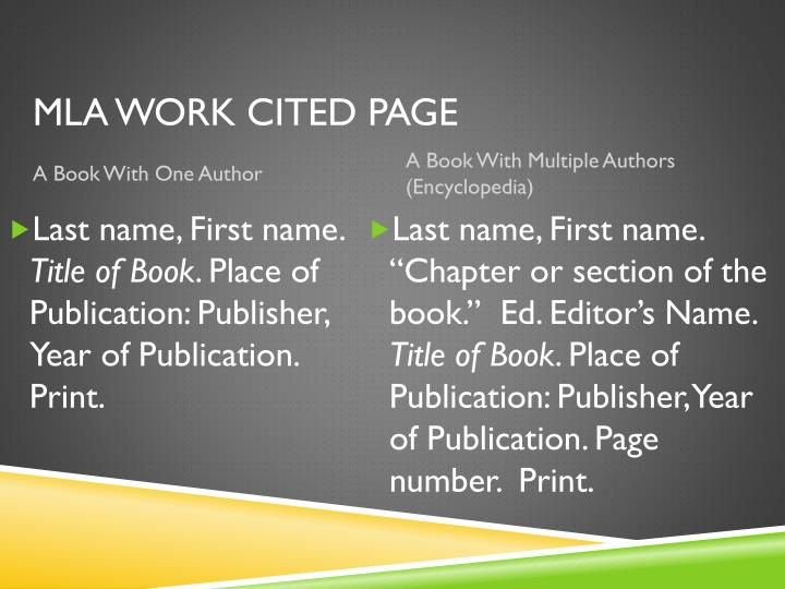 A Book With Multiple Authors  (Encyclopedia)