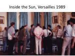 inside the sun versailles 19891