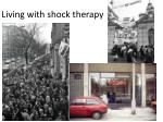 living with shock therapy