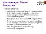 non managed tunnel properties2