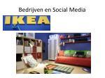 bedrijven en social media5