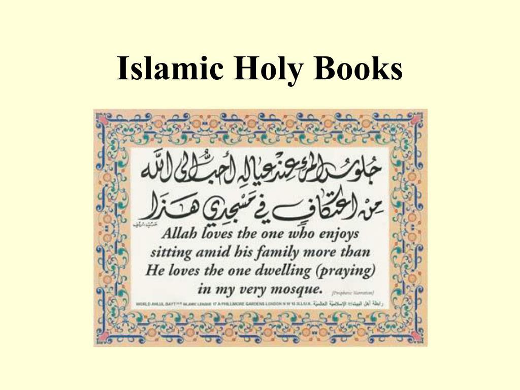PPT - Islam PowerPoint Presentation - ID:2123671