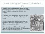james i of england james vi of scotland