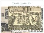 the gun powder plot