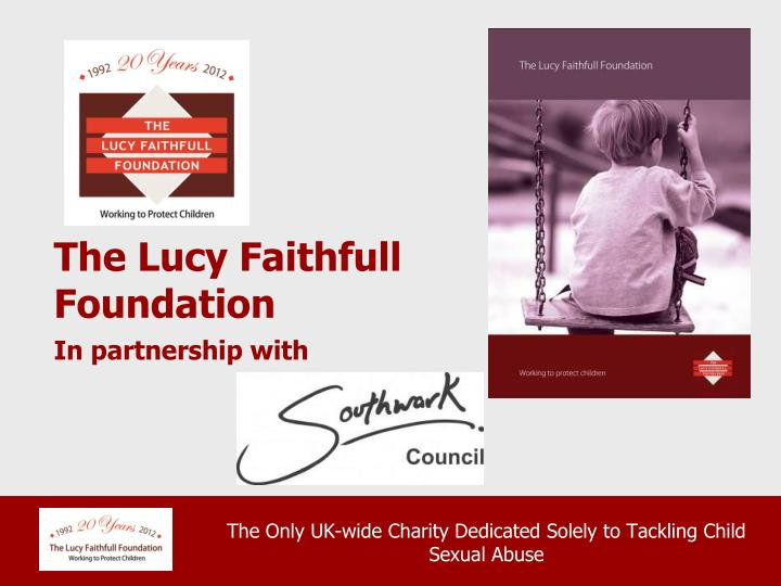 the lucy faithfull foundation n.