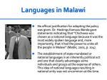 languages in malawi4