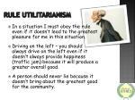 rule utilitarianism1