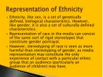 representation of ethnicity1