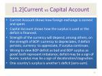 1 2 current vs capital account